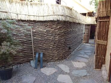 Услуги - Кой-Таш: Работа с камышом, деревом