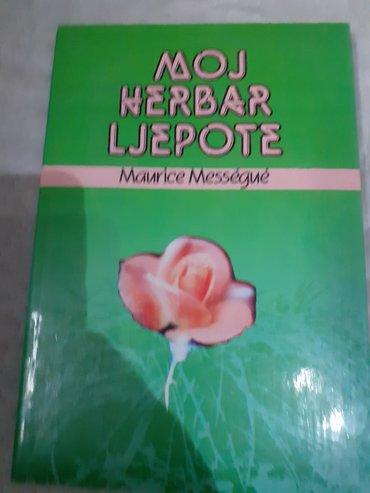 Knjige, časopisi, CD i DVD | Pozega: Moj herbar ljepote,Maurice Messegue
