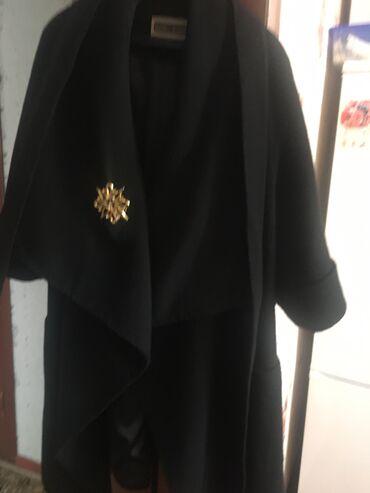 Продаю пальто Турция чёрная кашемир