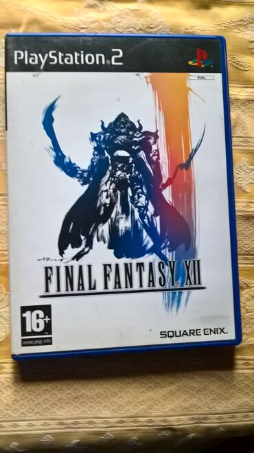PS2 & PS1 (Sony PlayStation 2 & 1) | Srbija: Final fantasy Xll=ispravne su testirane juce stigle iz beca =neke