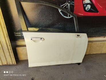 Хонда Фит передний правый дверь белый жемчуг