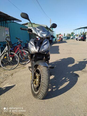 Мотоциклы и мопеды - Беловодское: Скутеретта новая!!!
