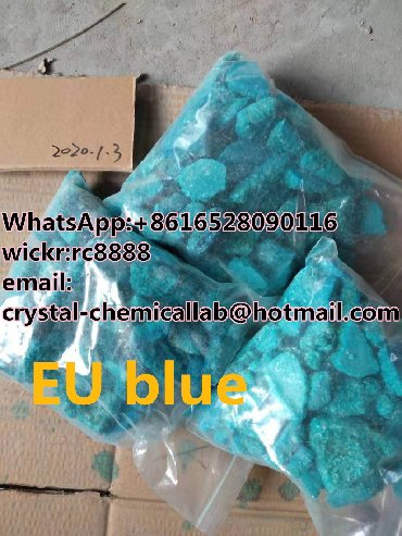 Eutylone blue pink brown wickr:rc8888