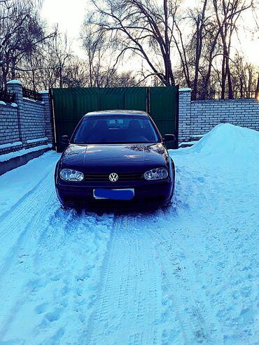 Бриллианты - Кыргызстан: Volkswagen Golf 1.6 л. 2002