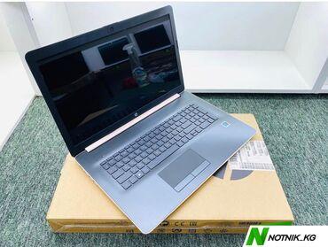 hp 131 c8765he chernyj kartridzh в Кыргызстан: Ноутбук НовыйGOLD-HP-модель-17-by0020ds-процессор-intel