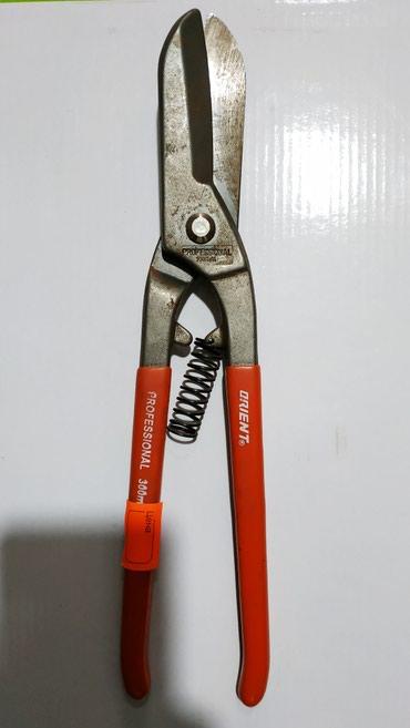 пресс по металлу гидравлический в Кыргызстан: Ножницы по металлу Турция Orient professional 300mm