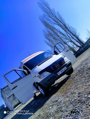 мерседес-спринтер-коротыш в Кыргызстан: Mercedes-Benz Sprinter 2.7 л. 2003