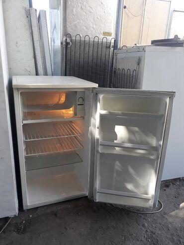 Б/у Однокамерный Белый холодильник LG