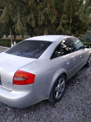 требуется реализатор дордой в Кыргызстан: Audi A6 3 л. 2003
