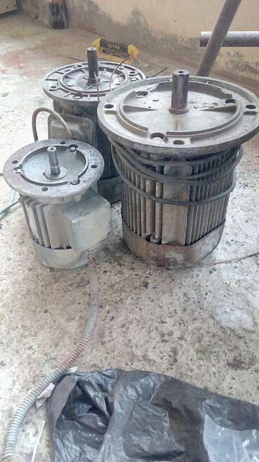 bez materiallı döşəklər - Azərbaycan: Matorlar 3 faza her ucu iwleydi abarotun voltajin tam bilmirik