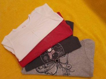 Majice za male devojcice 🎀🌸🌹 C&A EARLY DAYS C&A FAGOTINNO velicina  - Beograd
