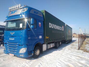 прицеп для машины бу в Кыргызстан: DAF XF 106 460. 2014 г.в. Механика. Ретардер. ДАФ в отличном состоянии
