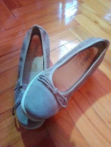 Ženska obuća | Priboj: IMAC, Italijanske baletanke vrlo malo nošene broj 41