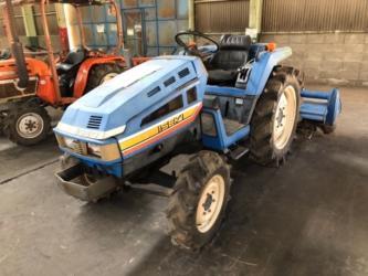 Транспорт в Кыргызстан: Продается надежный японский мини трактор ISEKI TU225. Оснащен 3х