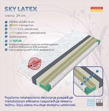 Dusek SKY LATEX - Belgrade