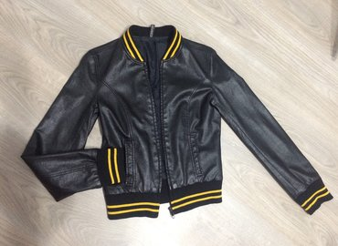 Od skaja - Srbija: H&M jaknica od skaja za proleće/jesen Odgovara veličini XS/S
