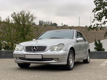Mercedes-Benz C-class AMG 2.6 l. 2001 | 306000 km