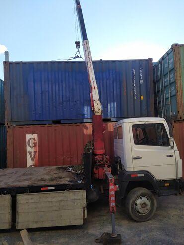 перевозка в Кыргызстан: Манипулятор партал кран перевозка груз