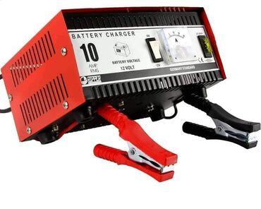 Punjač akumulatora RIPPER 6/12V Cena : 4.900 RSD Specifikacije