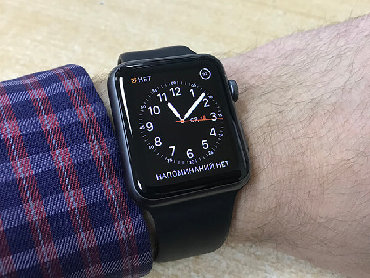 кнопка meizu m3s в Кыргызстан: Apple Watch 42mm Space Gray Aluminum CaseBlack Sport BandПервое