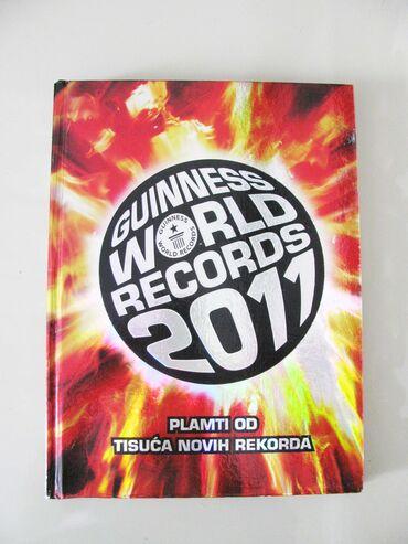 Ginisova knjiga rekorda 2011 / ILUSTROVANOKnjiga za sve