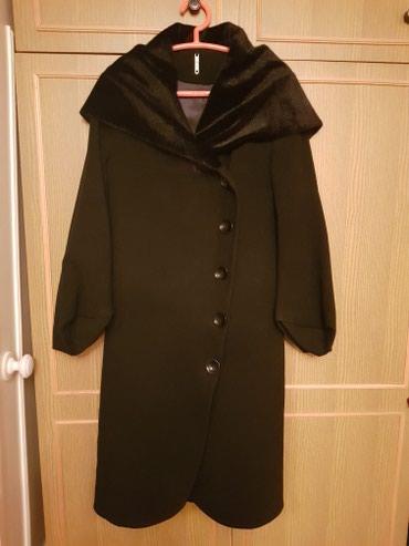 Модное пальто. Качество и состояние отличное в Бишкек