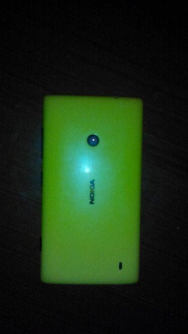 Bakı şəhərində Nokia Lumia 520 satılır 80 azn aşağı yeri yoxdu. Yalnz istəyən