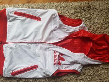 Adidas-l-velicina - Srbija: Adidas prsluk,original,dva lica,M velicina