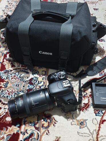 Canon 600d 70-210mm f4состояние фотоаппарата новый. Пробег всего