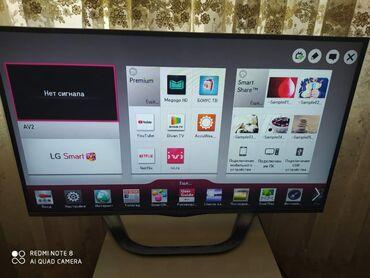 lg-flatron в Азербайджан: Lg televizoru ustada olmayib hec bir problemi yoxdu wifi var yotube