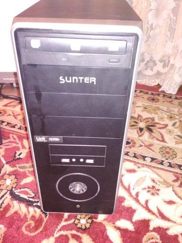 продам слабенький системный блок взборе для офиса или мине игр системн в Бишкек