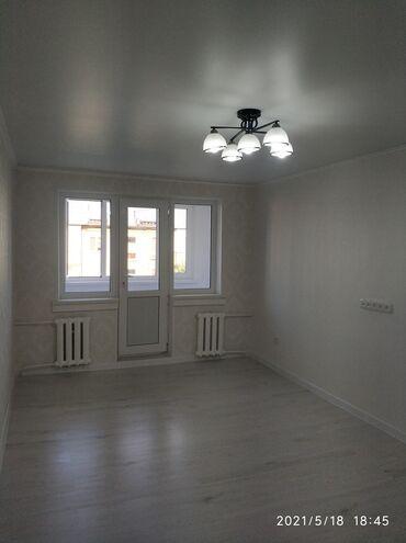Продажа квартир - Бишкек: 104 серия, 2 комнаты, 45 кв. м Бронированные двери, Дизайнерский ремонт, С мебелью