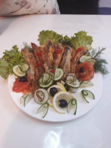 Приглашаем вас на курсы повар универсал в РИЧ СТУДИО в Бишкек