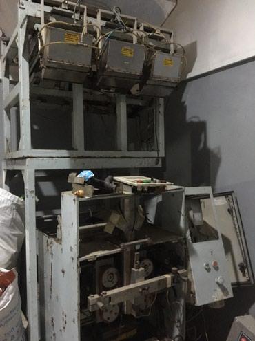 Оборудование для бизнеса в Кок-Ой: Продаю фасовочный аппарат НОТИС. Весовой тройной. Под востановление. В