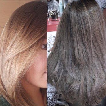 Окрашивание волос  in Кок-Ой