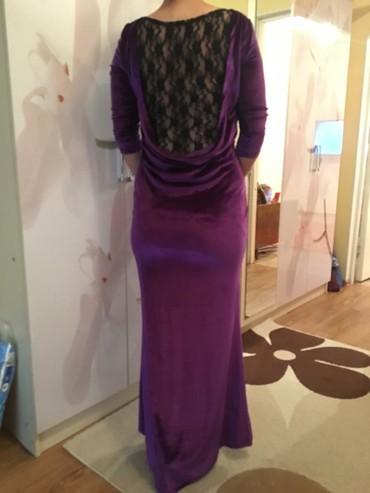 платье из королевского бархата в Кыргызстан: Продаю платье эксклюзив,сшито на заказ. Отлично сидит по фигуре