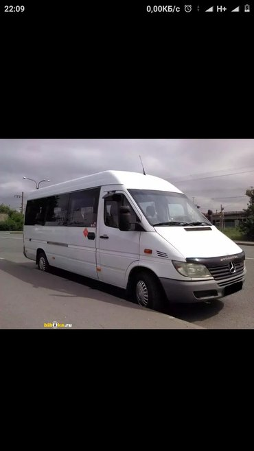 Mercedes-Benz Sprinter 2006 в Тамчы