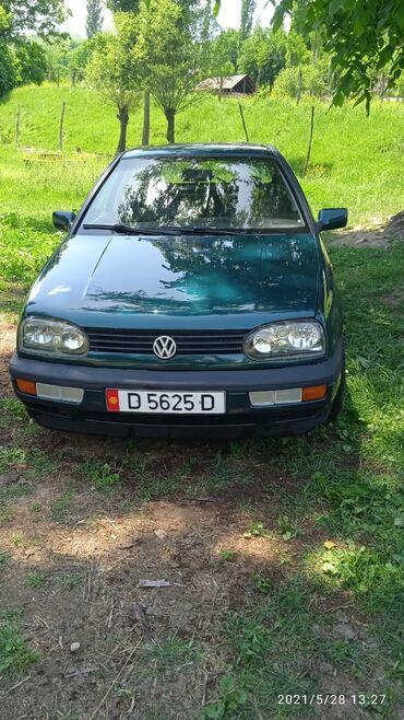 Транспорт - Кербен: Volkswagen Golf 1.8 л. 1993   110 км