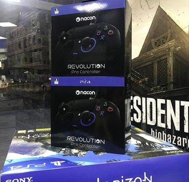 Bakı şəhərində Ps 4 pultu Nacon Pro controller