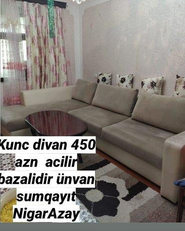 Kunc divan 450 azn acilir bazalidir ünvan sumqayıt NigarAzay