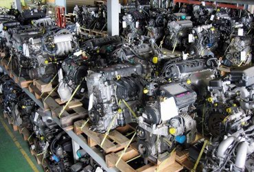 Двигателя контрактные из Японии в Бишкек