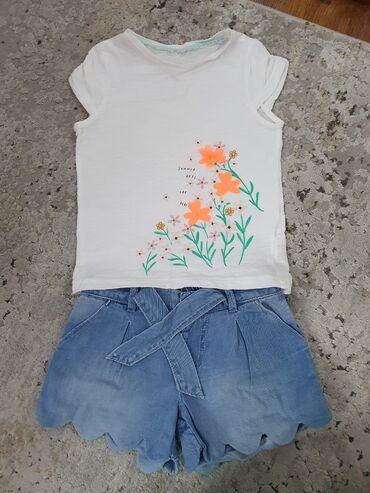 плавательные шорты в Кыргызстан: Продаю шорты с футболкой на девочку 3-4 лет. Состояние идеальное