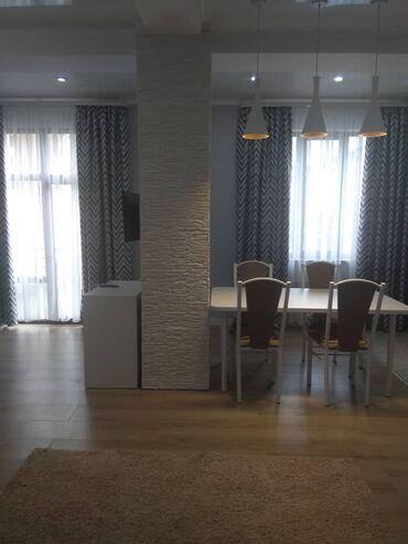 Долгосрочная аренда квартир - С мебелью - Бишкек: Сдается 2 комнатная квартира в новом доме со всеми удобствами в