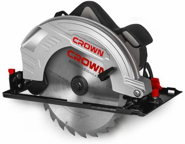 Ручная циркулярная пила crown ct15210-235 в Бишкек