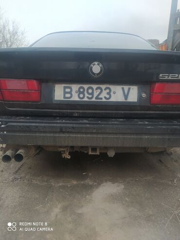 бмв 520 в Кыргызстан: BMW 5 series 2 л. 1991