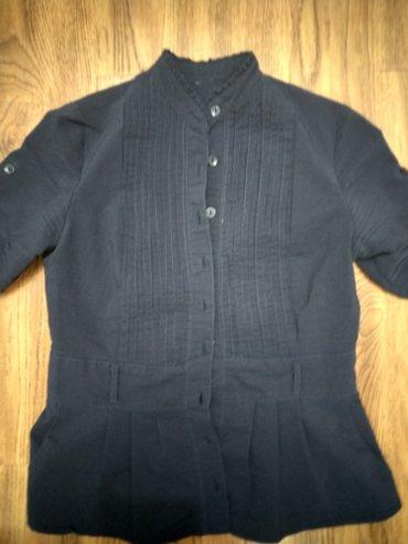 Женская рубашка, размер 46, бу, но в отличном состоянии
