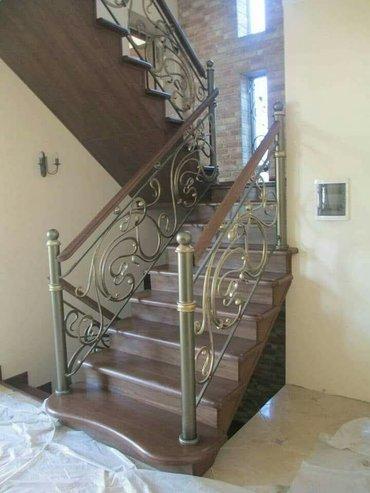 Лестницы на заказ! в Бишкек