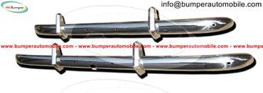 Bristol 400 bumper year (1947-1950) classic car stainless steel in Bhadrapur