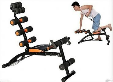 Sports & Leisure - Kathmandu: Six pack care a type of exercse equipment if u want to buy please call