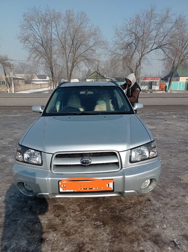 Subaru Forester 2 л. 2002